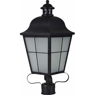 Read Reviews Outdoor 3-Light Lantern Head By Volume Lighting