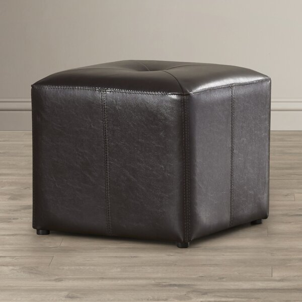 Telscombe Cube Ottoman by Andover Mills