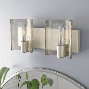 Clearance Rodrigues 2-Light Vanity Light By Latitude Run