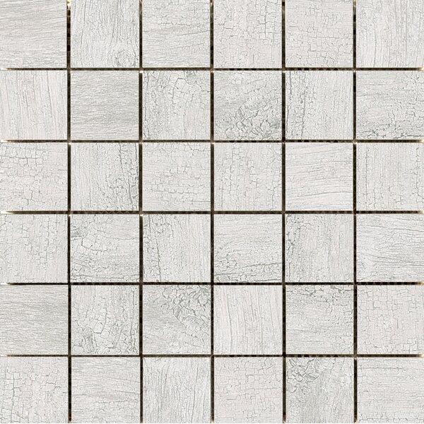 Zephyr 2 x 2 Ceramic Mosaic Tile in Wind by Emser Tile