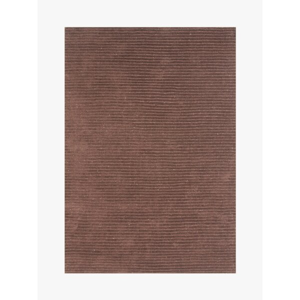 Blanchard Hand-Tufted Brown Area Rug by The Conestoga Trading Co.