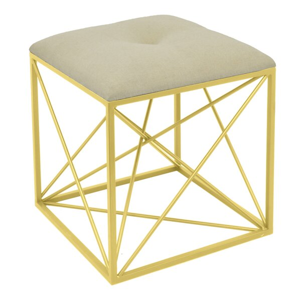 Accent Stool by Three Hands Co.