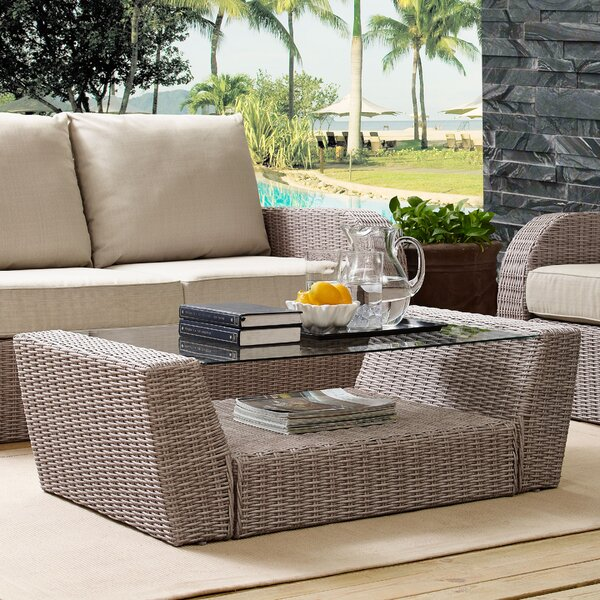 Boomer Coffee Table by Highland Dunes