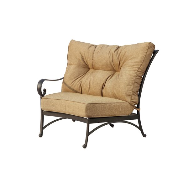 Carlitos Left-Facing Sectional with Cushion by Darby Home Co
