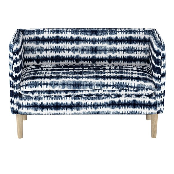 Doyers Seam Settee by Bungalow Rose