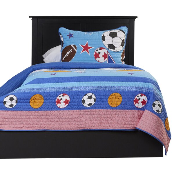 Jed Quilt Set by Zoomie Kids