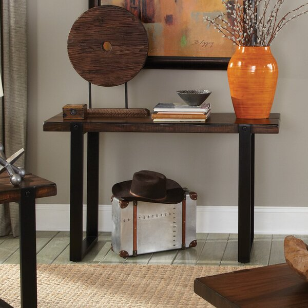 Micaela Console Table by Union Rustic Union Rustic