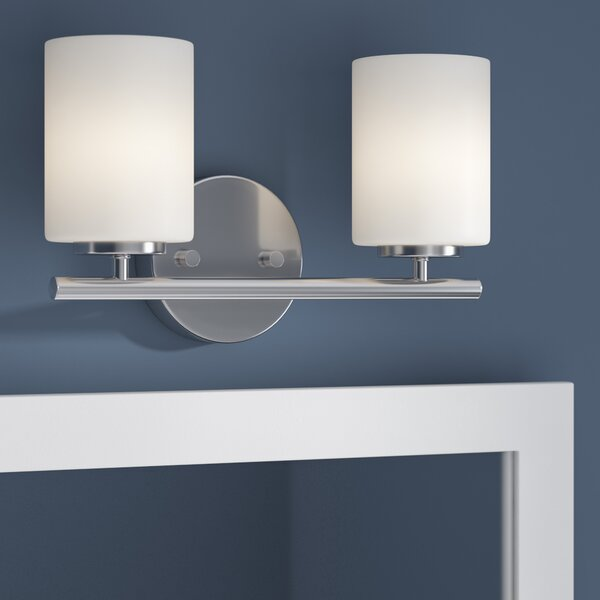 Knouse 2-Light Vanity Light by Zipcode Design