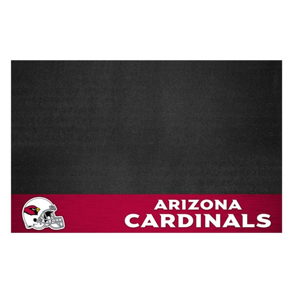 NFL - Arizona Cardinals Grill Mat by FANMATS