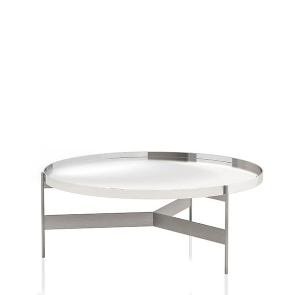 Abaco Coffee Table with Tray Top by Pianca USA