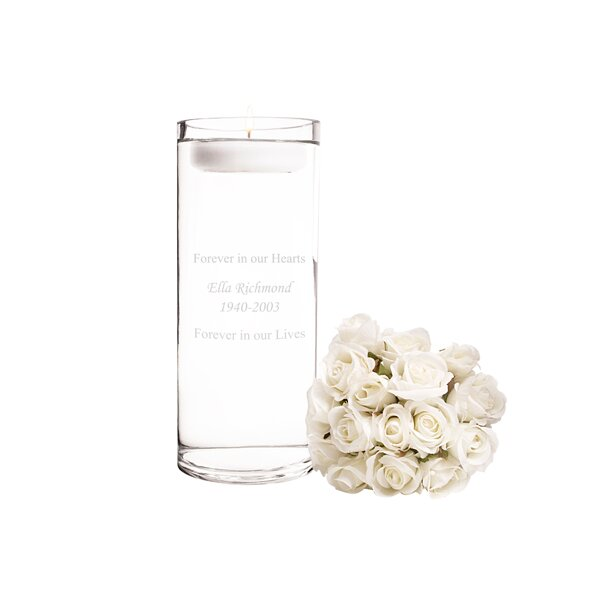 Floating Wedding Memorial Candle by Cathys Concepts