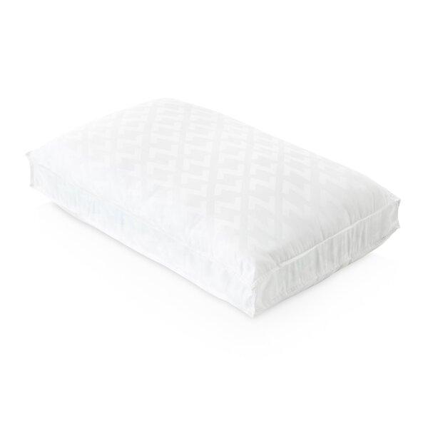Gel Memory Foam/Fiber Pillow by Alwyn Home