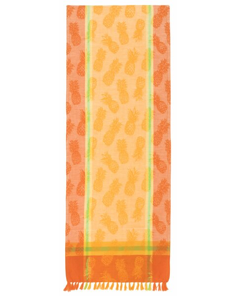 Paislee Pineapples Table Runner (Set of 2) by Bayou Breeze