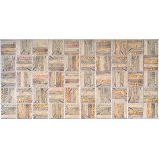 Wall Panels 38 X 16 Tile In Oak Rack