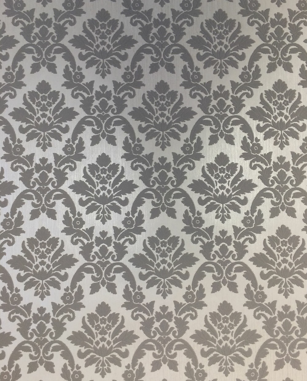 House Of Hampton Hegarty 33 X 20 Damask Wallpaper Roll Reviews