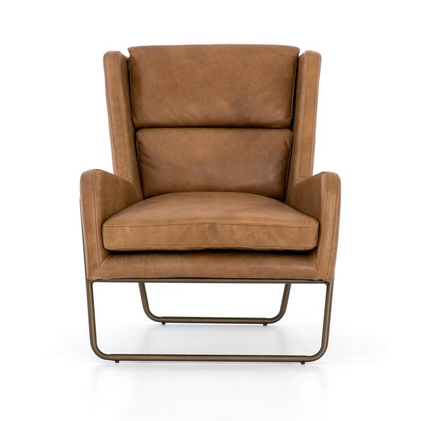 Aiden Wingback Chair By Union Rustic