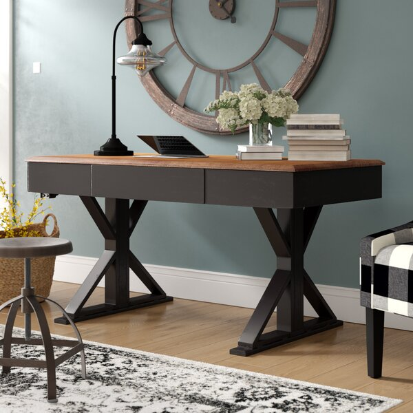 Deary Adjustable Height Standing Desk by Laurel Foundry Modern Farmhouse