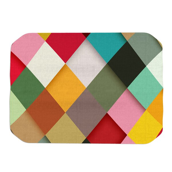 Danny Ivan Colorful Placemat by East Urban Home