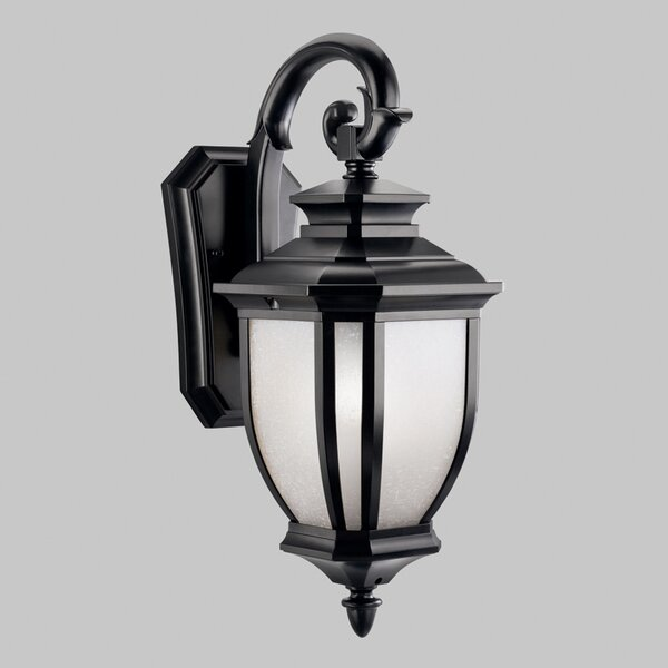 Fairchild Traditional Metal 1-Light Outdoor Wall Lantern by Astoria Grand