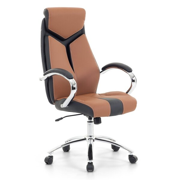 Farrah High-Back Executive Chair by Home & Haus