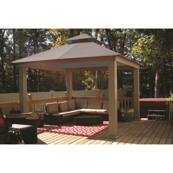 Acacia Gazebo 14 ft. x 14 Ft. by Riverstone Industries