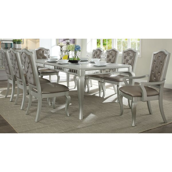 Dawson 9 Piece Extendable Dining Set by Andrew Home Studio Andrew Home Studio