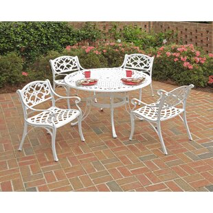 Bodrum 5 Piece Dining Table Set By Astoria Grand