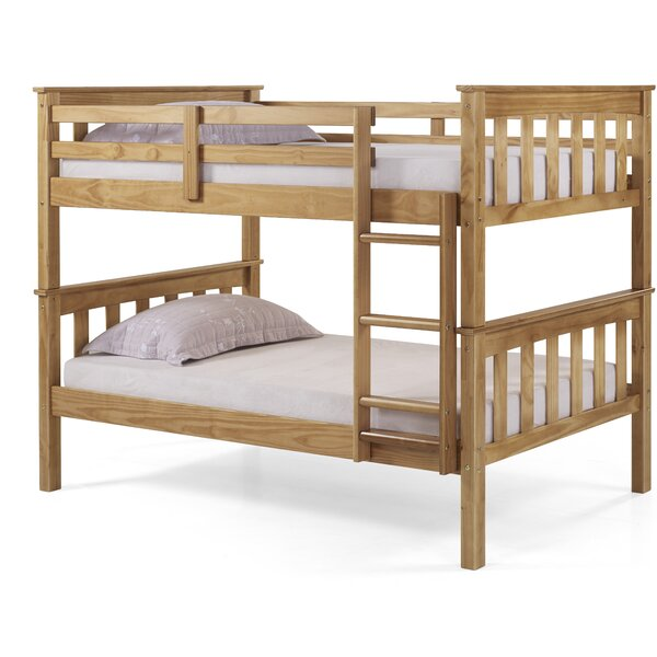 Swifton Twin over Twin Bunk Bed by Harriet Bee