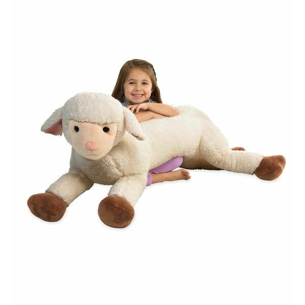 Snuggle Lamb by Magic Cabin