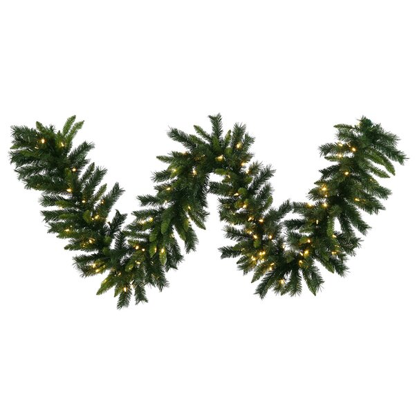 Imperial Pine Garland by The Holiday Aisle
