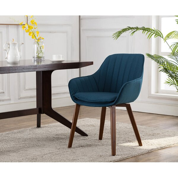 Mecham Upholstered Dining Chair By George Oliver