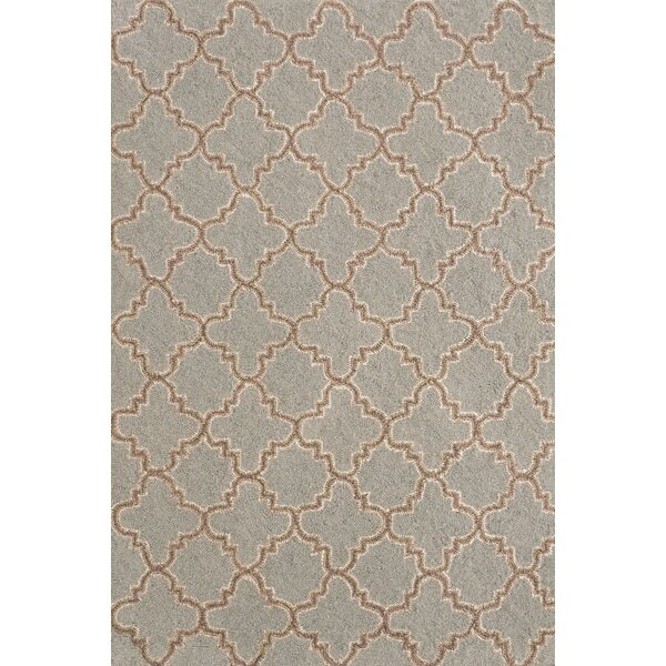 Hooked Blue Area Rug by Dash and Albert Rugs