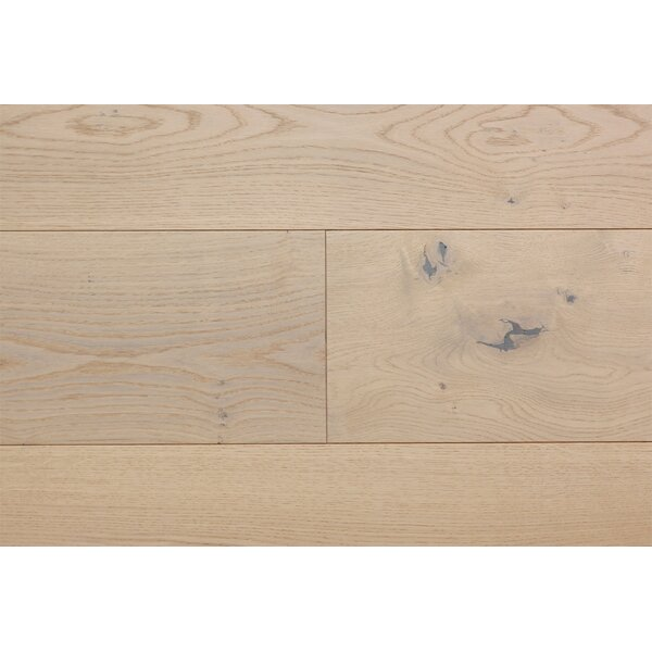 Kingdom 7-1/2 Engineered Empire Oak Hardwood Flooring (Set of 22) by Welles Hardwood