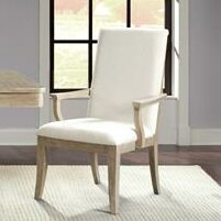 Almazan Upholstered Dining Chair (Set of 2) by One Allium Way