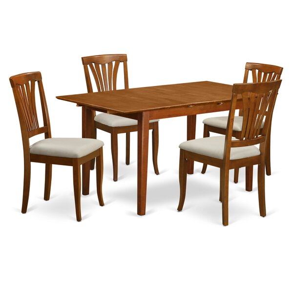 Best Choices Picasso 5 Piece Extendable Dining Set By Wooden Importers Wonderful