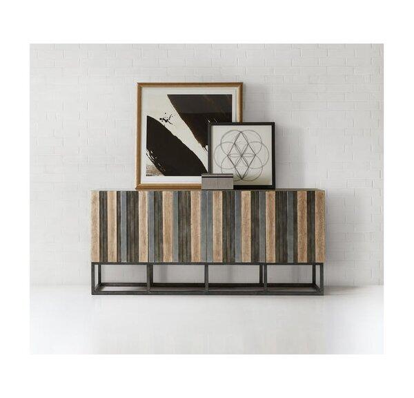 Hooker Furniture Living Room Melange Brady Credenza   Wayfair