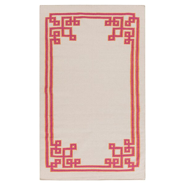 Alameda Ivory Area Rug by Beth Lacefield for Surya
