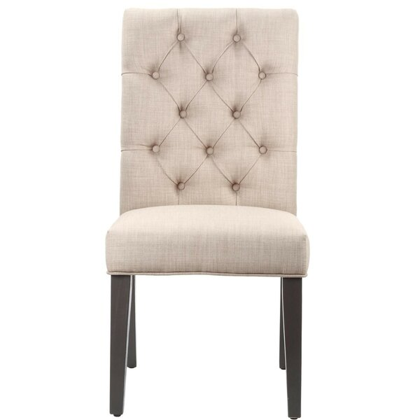 Harrogate Upholstered Dining Chair by Gracie Oaks