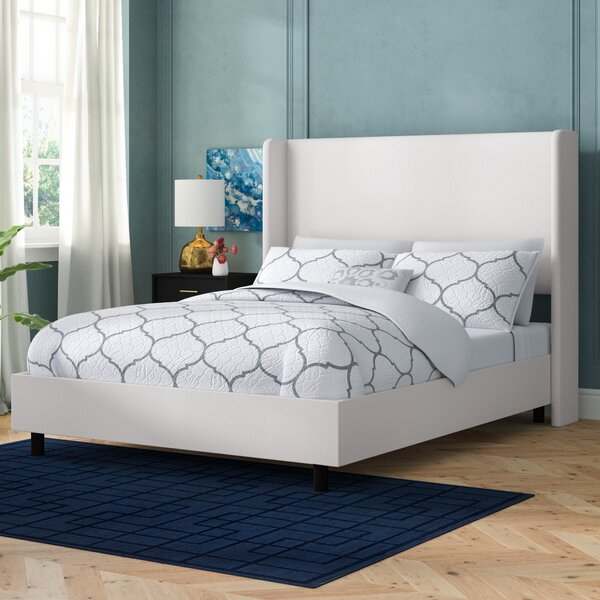 Godfrey Upholstered Standard Bed by Willa Arlo Interiors