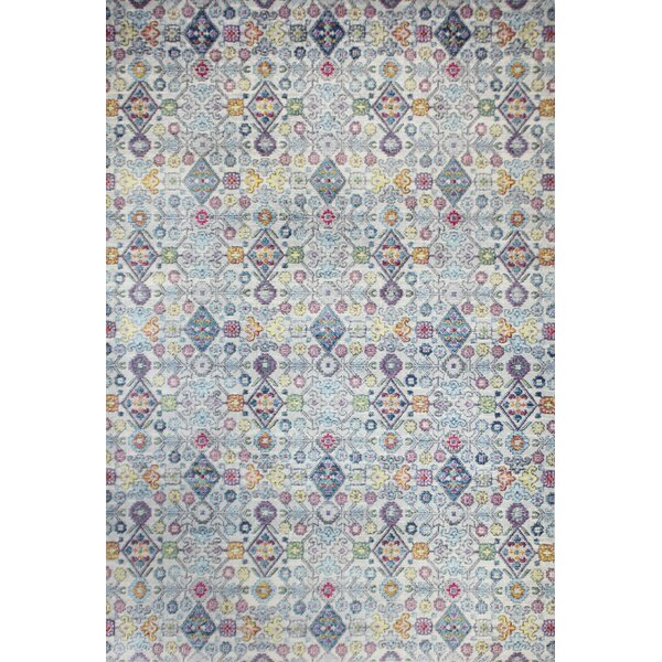 Fidela Ivory Area Rug by Bungalow Rose