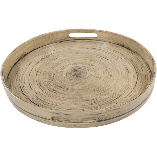 Ledya Garden Accent Tray by Bay Isle Home