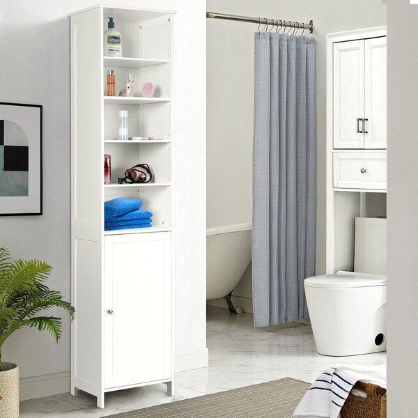 16 W x 72 H x 13.5 D Linen Cabinet