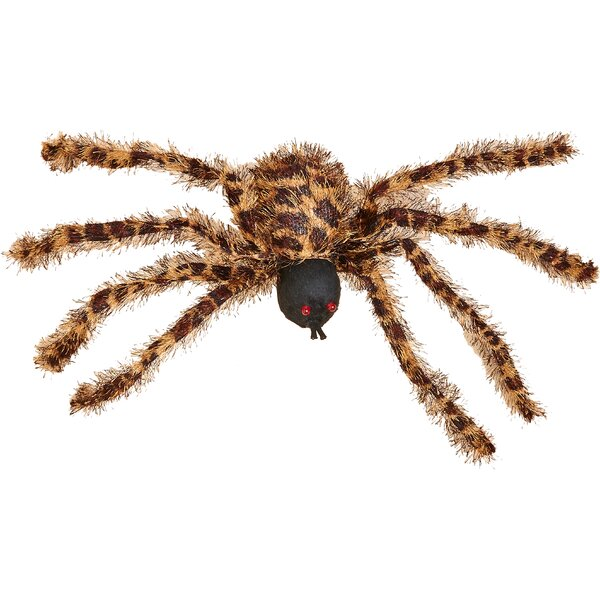 Spider with Red Lighted Eyes by Worth Imports