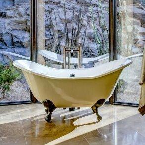 Regency 61 x 30 Soaking Bathtub by Cheviot Products
