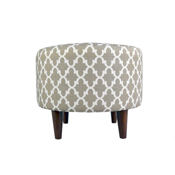 Farrah Cocktail Ottoman by House of Hampton