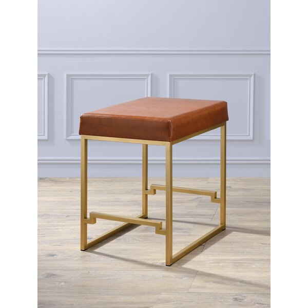 Hennessy Bar & Counter Stool by Everly Quinn Everly Quinn