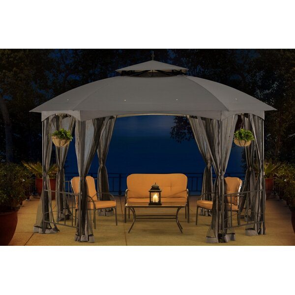 Replacement Canopy for Capri Gazebo by Sunjoy