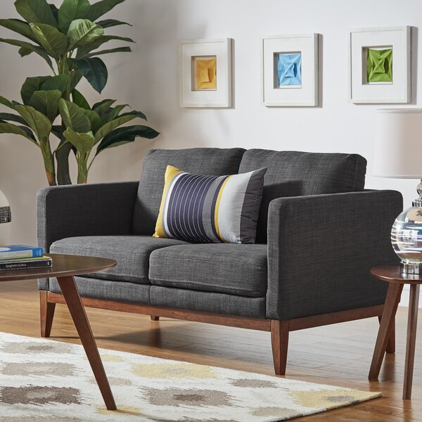 Winter Shop Cartwright Loveseat by Modern Rustic Interiors by Modern Rustic Interiors