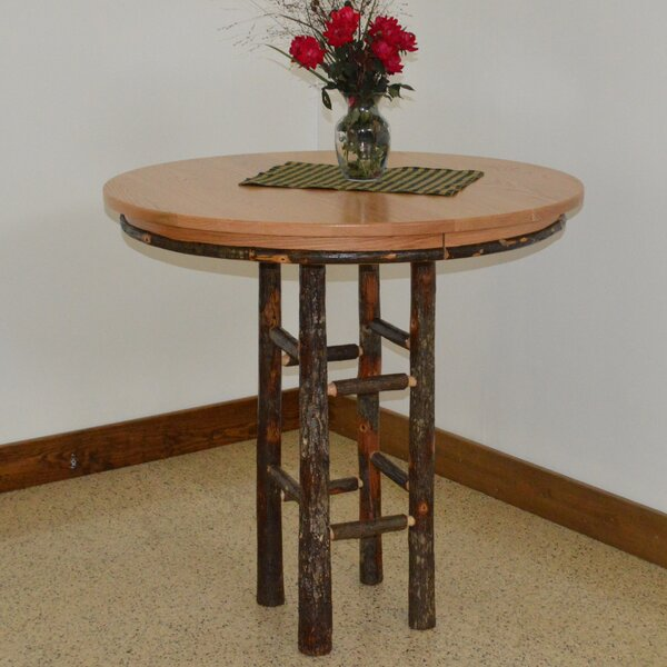 Yorba Hickory Pub Table by Loon Peak
