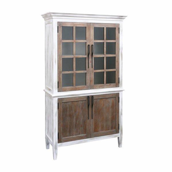 Ximena 4-door Cabinet by Gracie Oaks Gracie Oaks